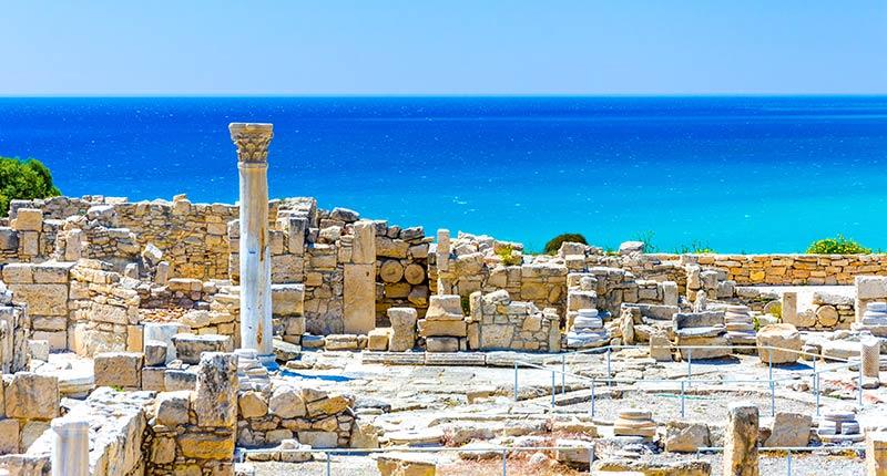Europese vakantie bestemmingen in oktober Cyprus