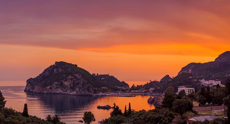mooiste-wandelroute-corfu-sunset-eliza-was-here