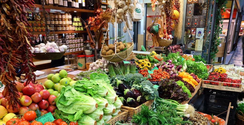 Marktjes Italië
