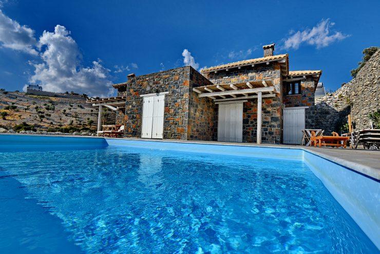 Palazzo Greco Villas pool