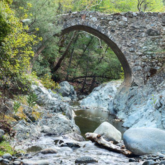Elia Venetian Bridge på Cypern