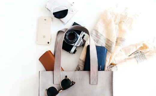 Reizen met handbagage op vakantie