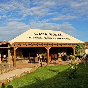 Casa Vieja Hotel Restaurant