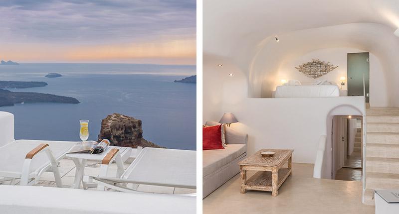 Luxe adresjes voor een huwelijksreis in Europa - Iliovasilema Suites