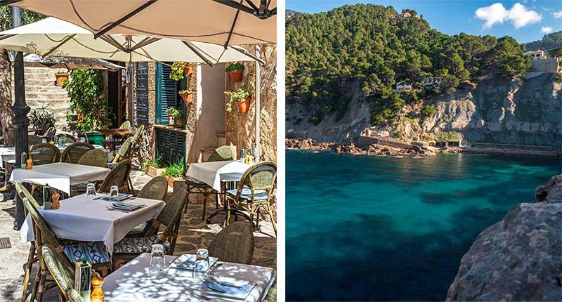 Romantisch Banyalbufar Mallorca