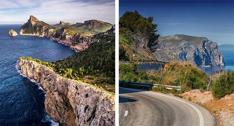 Cap de Formentor uitzichtspunt