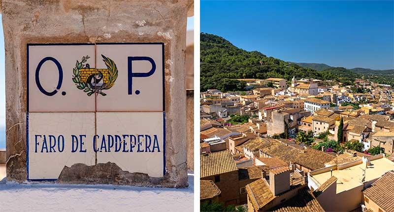 Historisch Capdepera Mallorca
