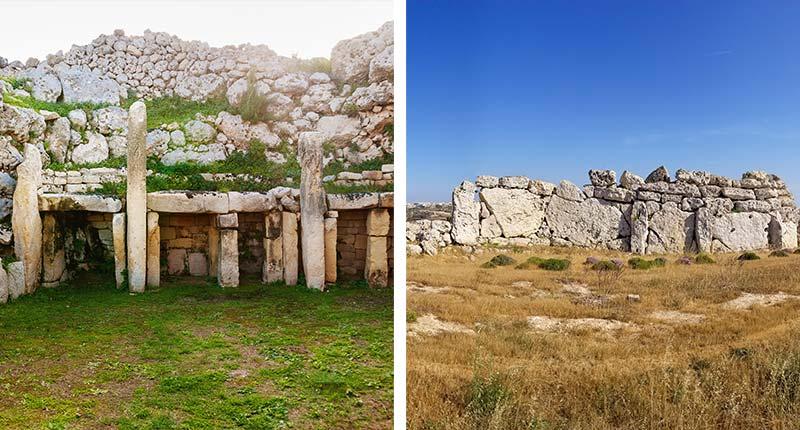 Bezienswaardigheden-vakantie-op-gozo-eliza-was-here-ggantija-tempels