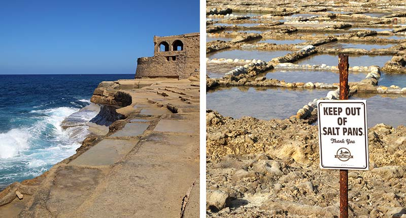 Bezienswaardigheden-vakantie-op-gozo-eliza-was-here-zoutvlaktes