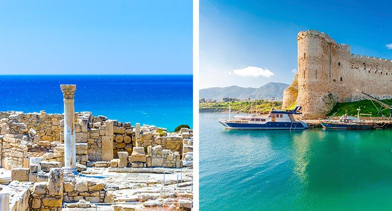 Cyprus: vakantiebestemmingen voor 2020