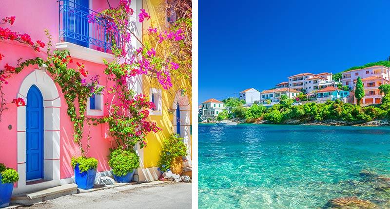 Kefalonia in Griekenland: vakantiebestemmingen voor 2020