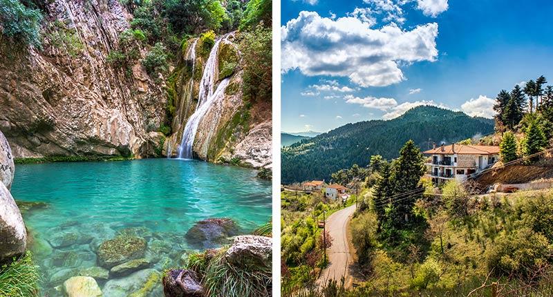 Peloponnesos in Griekenland: vakantiebestemmingen voor 2020