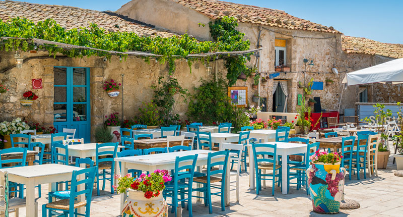Bezienswaardigheden op Sicilië