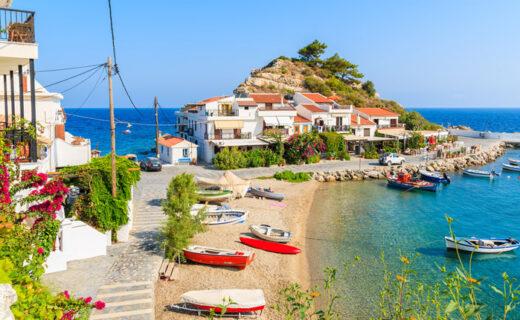Mijn tips voor bezienswaardigheden op de Griekse parel Samos