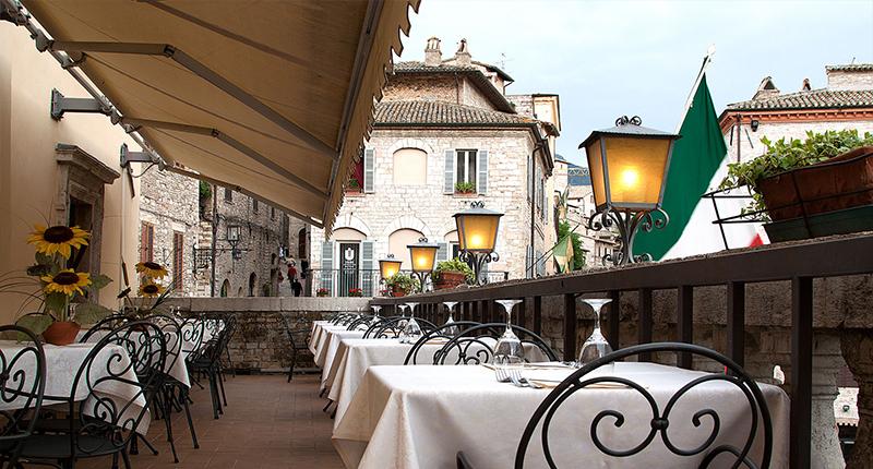 In deze restaurantjes in Umbrië eet ik graag