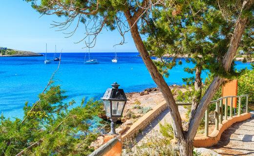 Mijn favoriete rustige strandjes op Ibiza