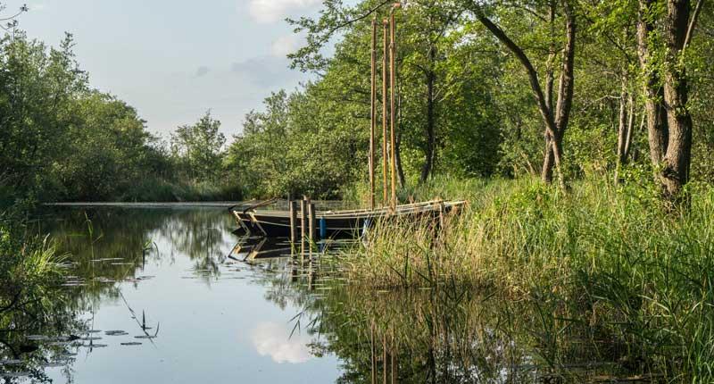Natuurgebied Weerribben-Wieden